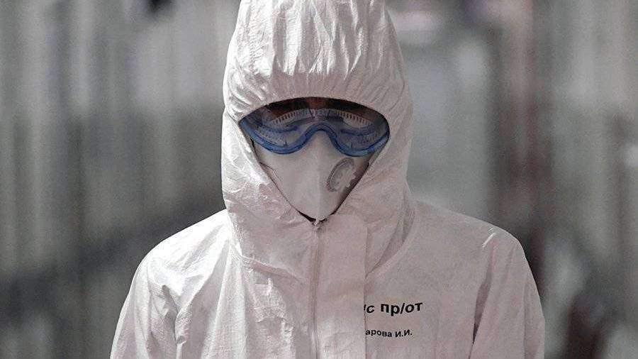 Число умерших от коронавируса в России за сутки увеличилось на восемь