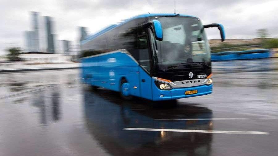 Дитрих рассказал об отсутствии лицензии более чем у половины автобусных перевозчиков