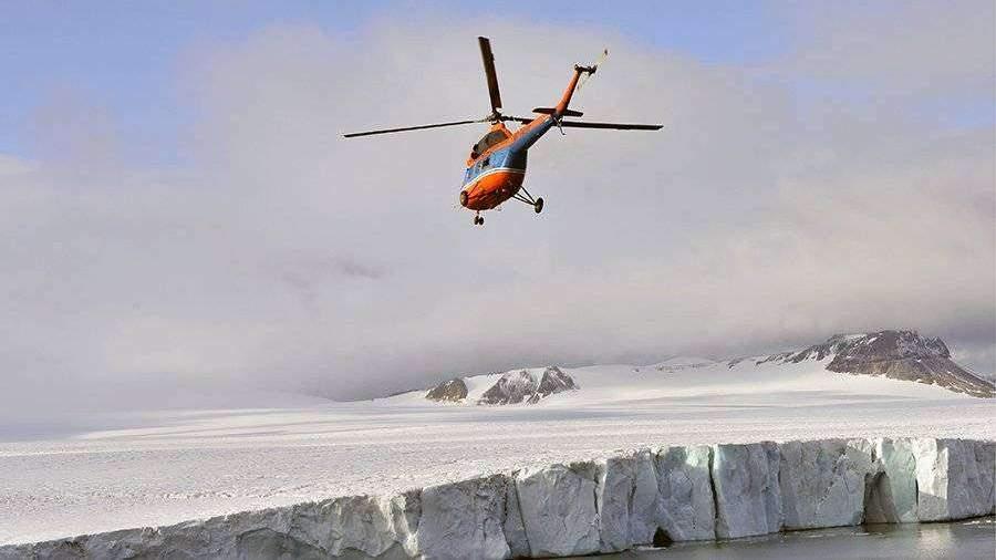 Стало известно о риске взрыва углеродной бомбы в Арктике