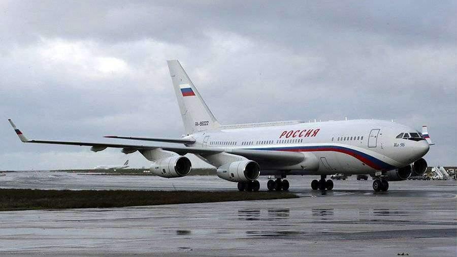 Путин прибыл в Псков для участия в мероприятиях памяти героев 6-й роты