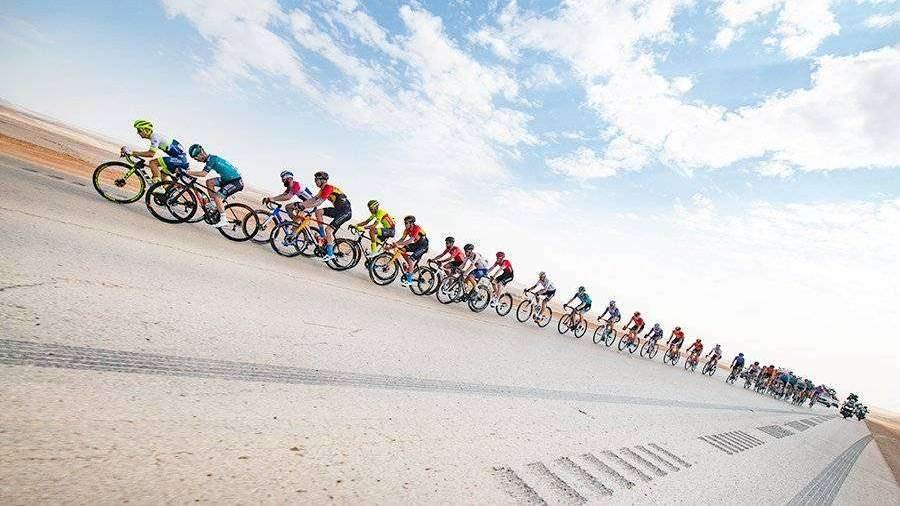 Союз велосипедистов отменил соревнования до апреля из-за коронавируса