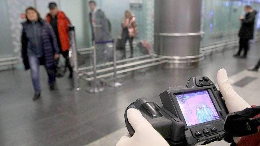 В аэропортах усилят контроль за прилетающими из Италии, Ирана и Кореи