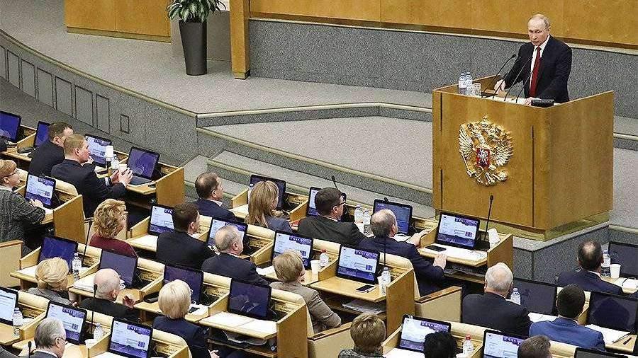 Путин намерен сделать многое для страны до 2024 года
