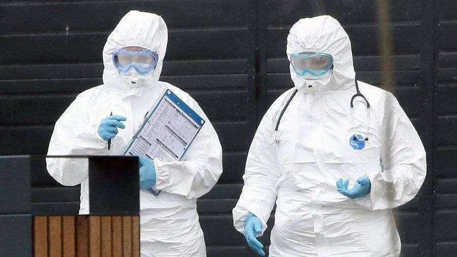 В Подмосковье зафиксировано 35 случаев заболевания коронавирусом