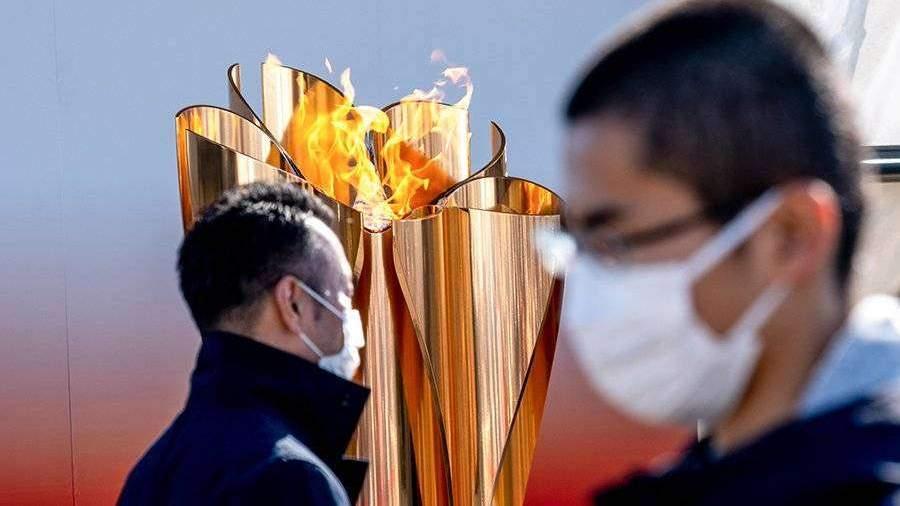 МОК определит дату проведения Олимпийских игр в Токио через три недели