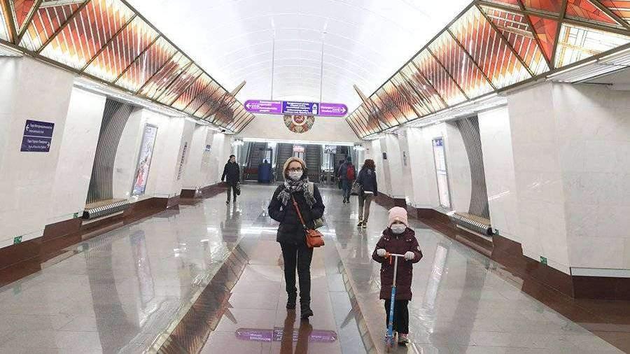 Работу метро в Петербурге ограничат