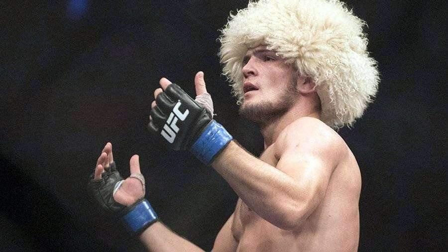 Хрюнов предложил президенту UFC провести бой Нурмагомедова в России
