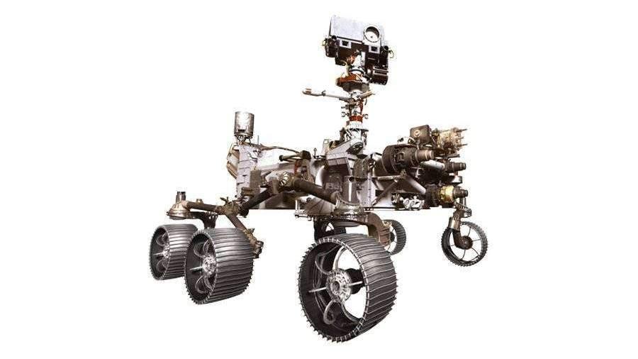 NASA представило новый марсоход Perseverance
