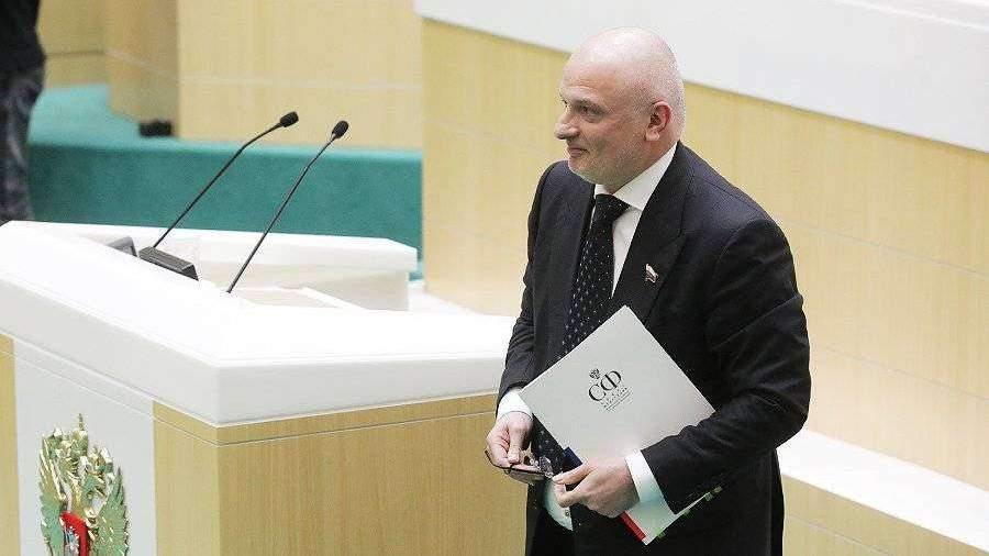 Клишас обозначил срок рассмотрения поправки Терешковой в КС