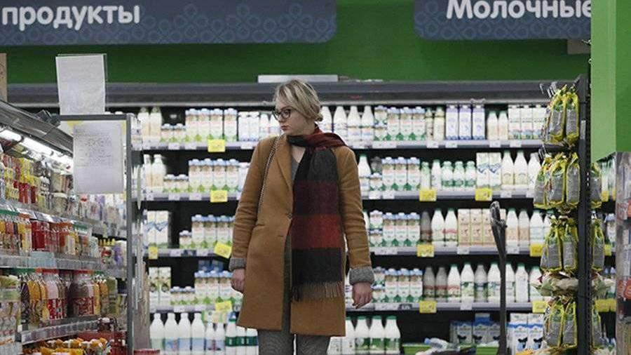 Правительство РФ продлило эксперимент по маркировке молочной продукции
