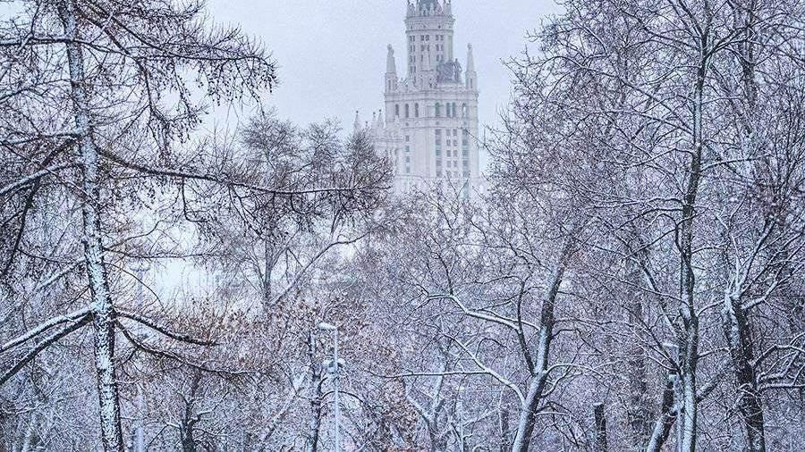 Синоптики рассказали о погоде в Москве на 15 марта