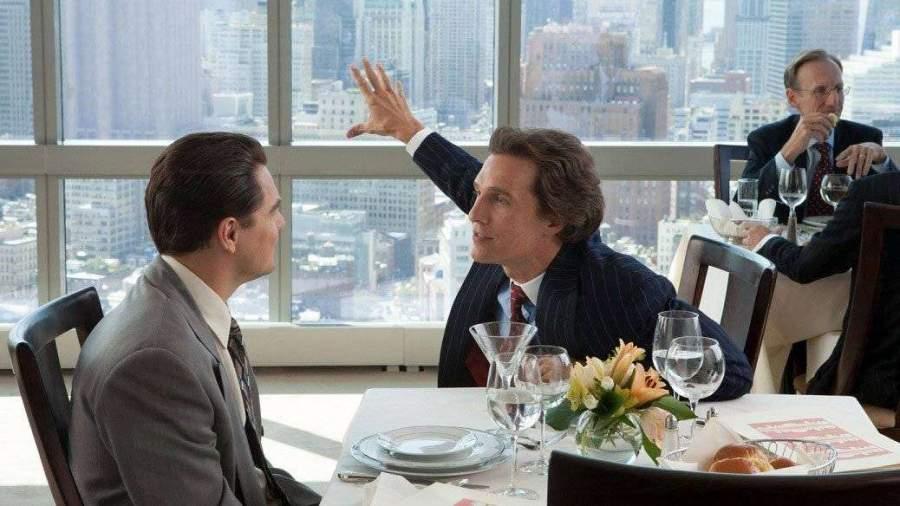 «Волк с Уолл-стрит» возглавил рейтинг фильмов с наибольшим количеством ругательств