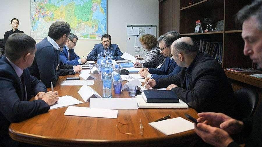 Алексей Плотников избран первым вице-президентом ВФЛА