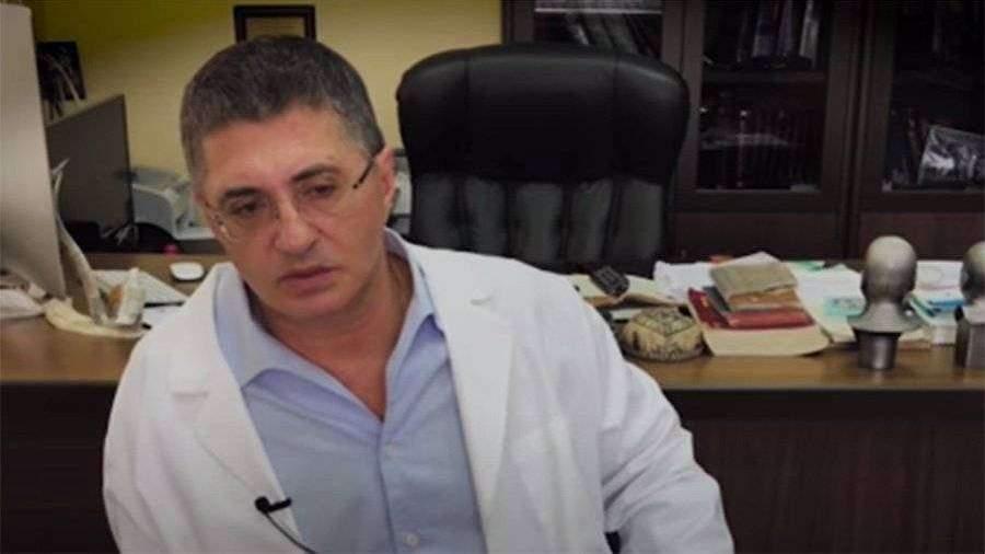 Доктор Мясников предрек миру более смертоносную эпидемию