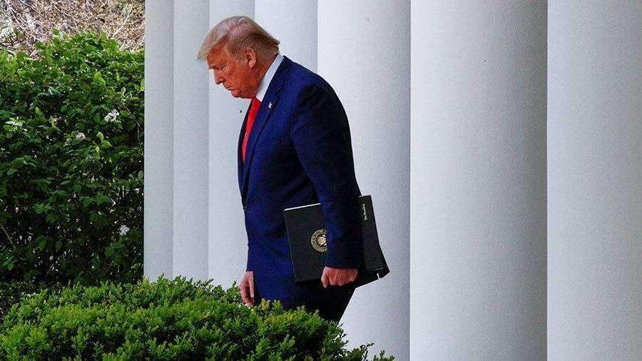 Трамп задействовал закон о производстве в военное время из-за COVID-19