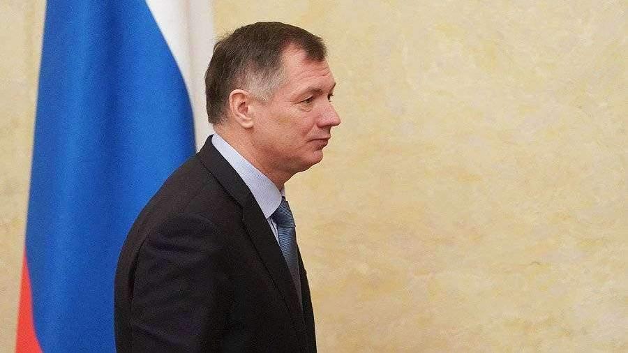 У вице-премьера РФ Хуснуллина не обнаружили коронавирус