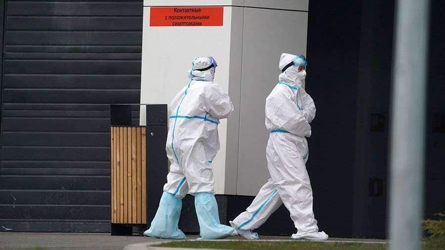 В больнице Абакана выявили крупный очаг заражения коронавирусом