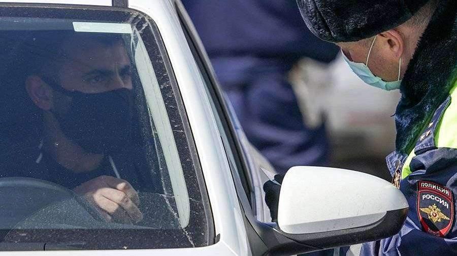 Полиция в Подмосковье перешла на усиленный режим работы