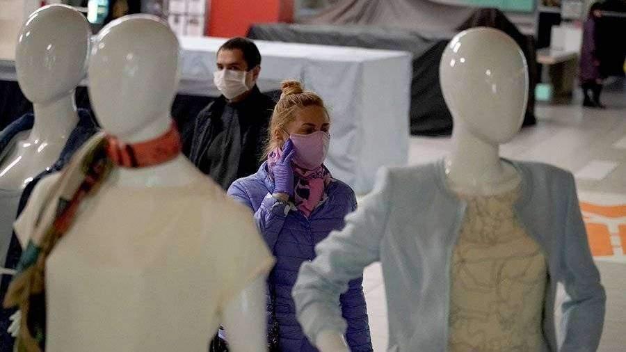 В России выявили 658 случаев заражения коронавирусом за сутки