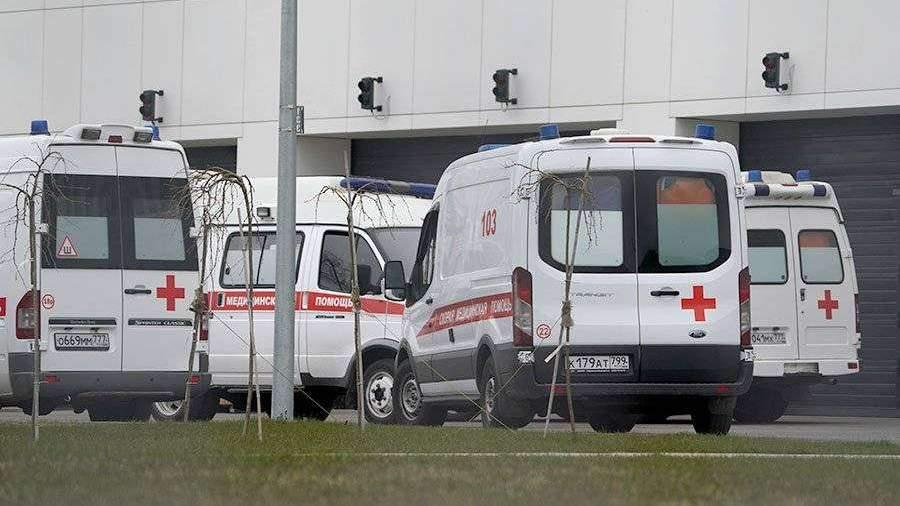 В России выявили 5966 новых случаев коронавируса