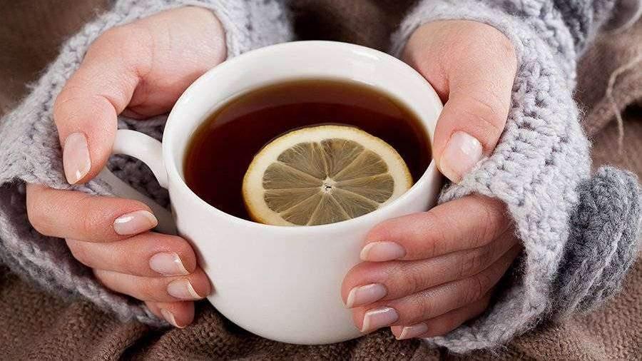 В ВОЗ оценили эффективность чая с лимоном против коронавируса