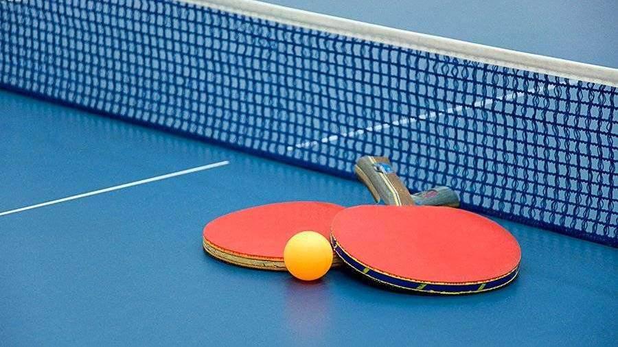 В Москве на год перенесли олимпийский отбор по настольному теннису
