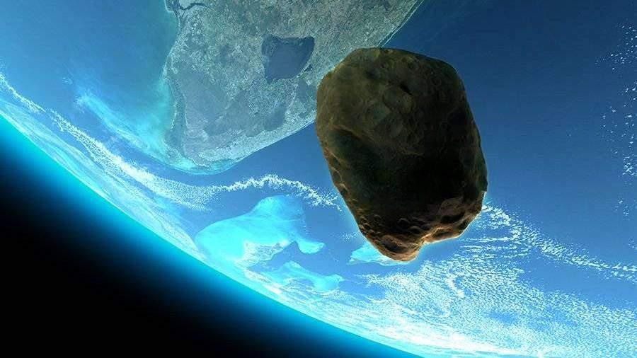 Ученый рассказал о летящем к Земле крупном астероиде