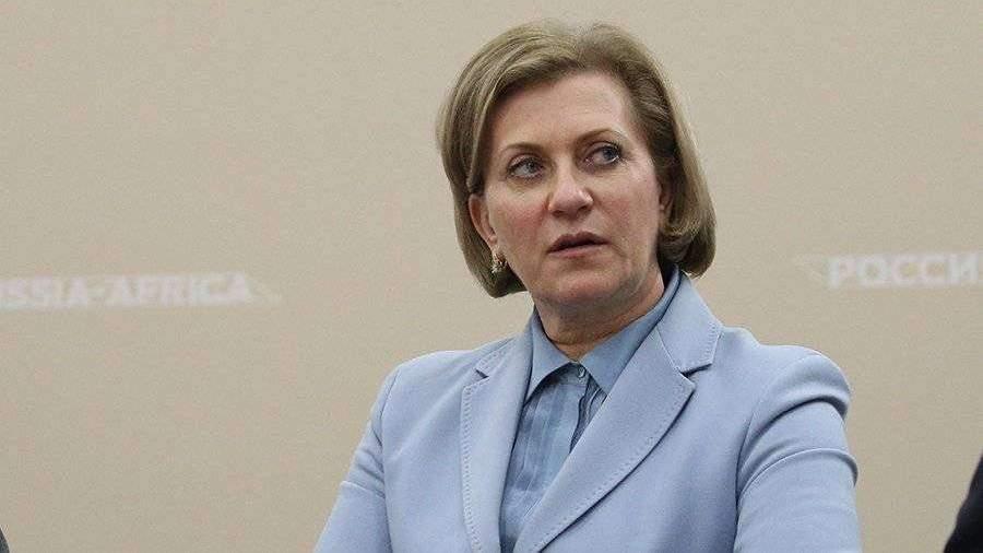 Попова назвала самый частый способ передачи коронавируса