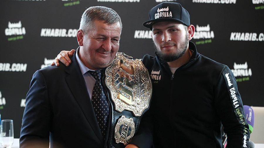 Президент UFC назвал виновного в срыве поединка Нурмагомедова с Фергюсоном
