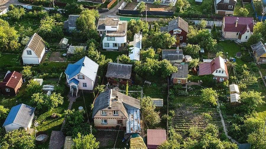 В России увеличился спрос на строительство деревянных домов