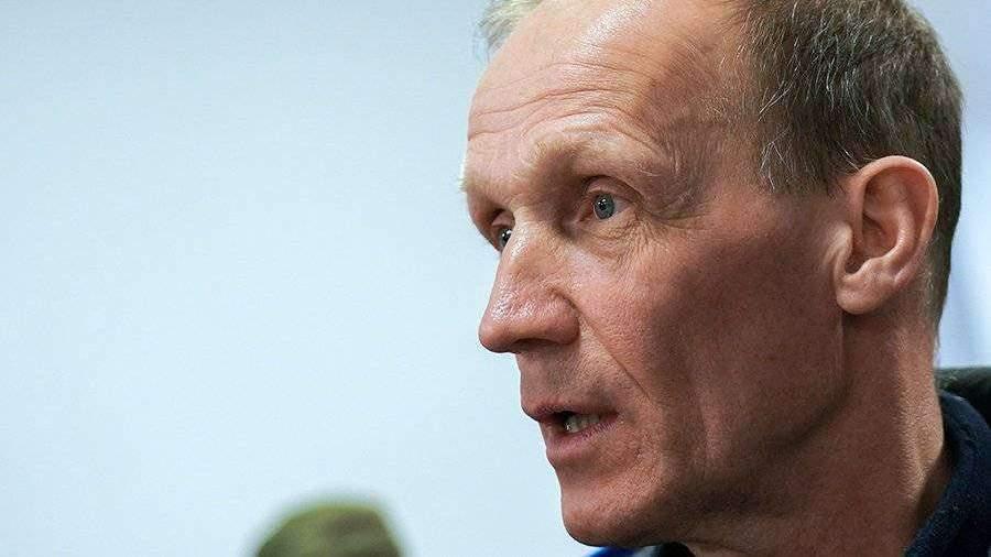 В российском биатлоне разгорелся скандал из-за призыва Драчева к отставке