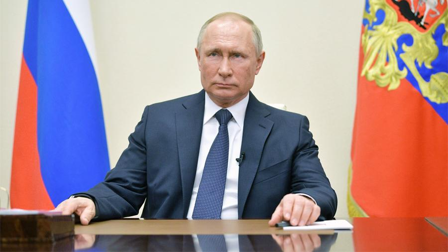 Ученые рассказали об осведомленности Путина о ситуации с коронавирусом в России