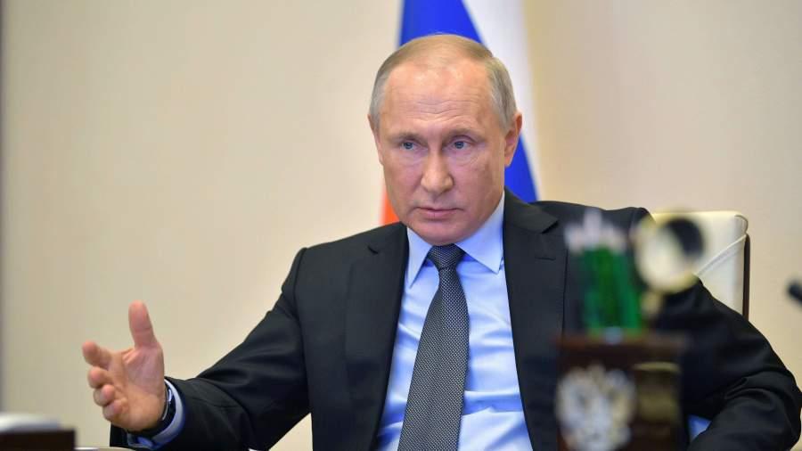 Путин сравнил ошибки чиновников в борьбе с коронавирусом с преступной халатностью