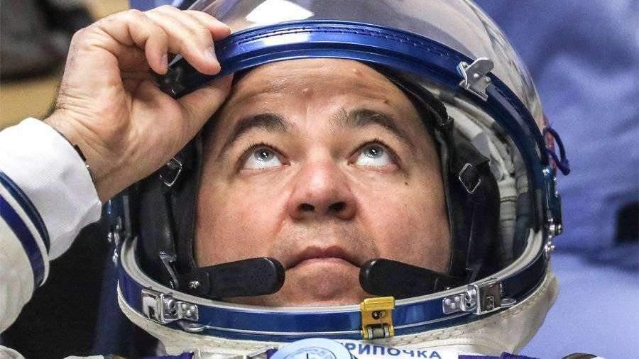 Вернувшийся с МКС космонавт провел эксперимент по высадке на Марс