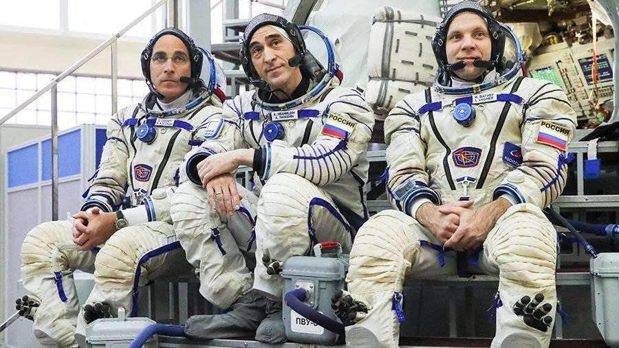 Космонавт рассказал о запрете набирать вес для членов экипажа МКС