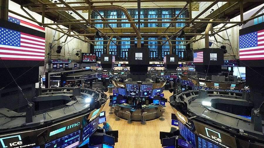 Маклеров допустят в здание Нью-Йоркской фондовой биржи после 15 мая