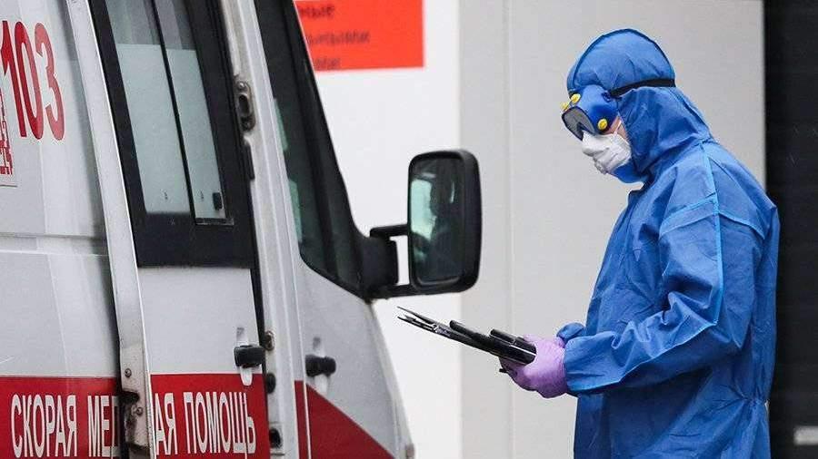 Число умерших от коронавируса в Москве превысило 100 человек