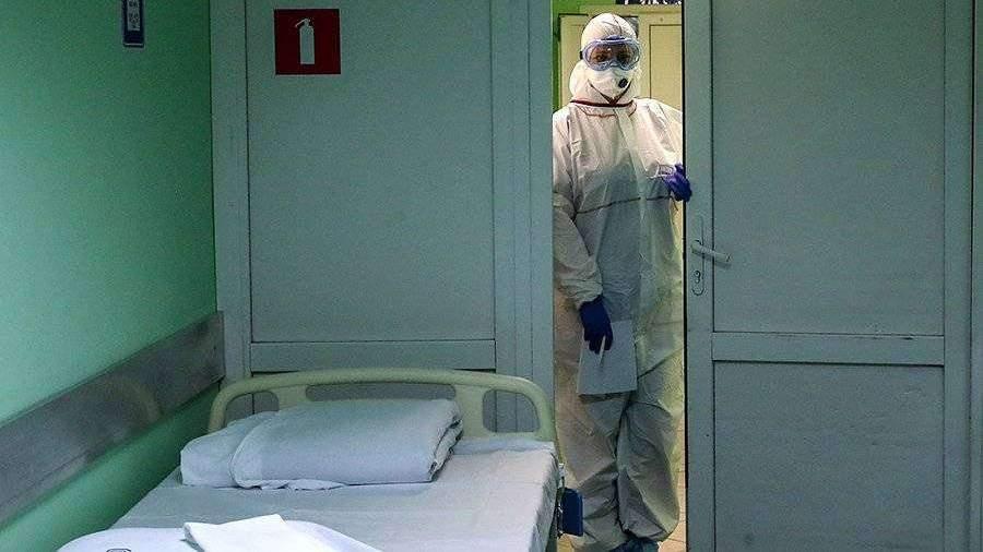 В Москве от коронавируса скончались еще 47 пациентов