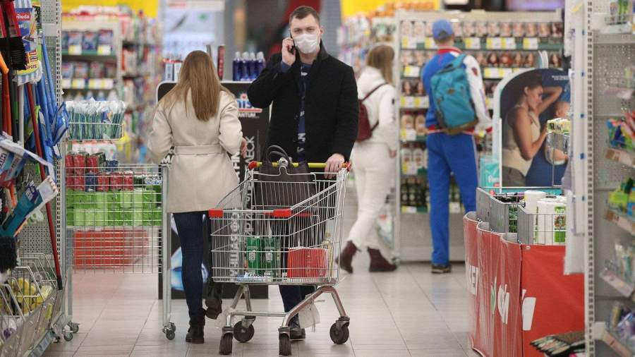 В Минпромторге рассказали об отсутствии запрета на посещение гипермаркетов