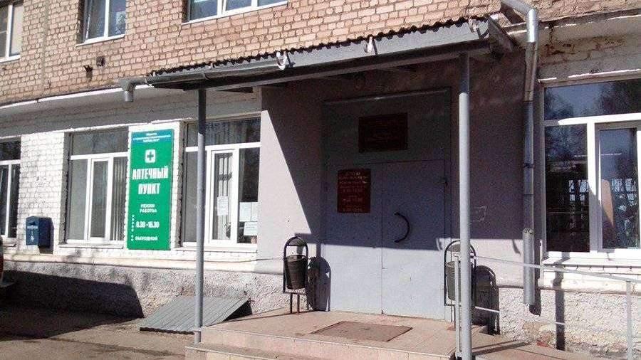 Коронавирус заподозрили у врача детской поликлиники в Костроме