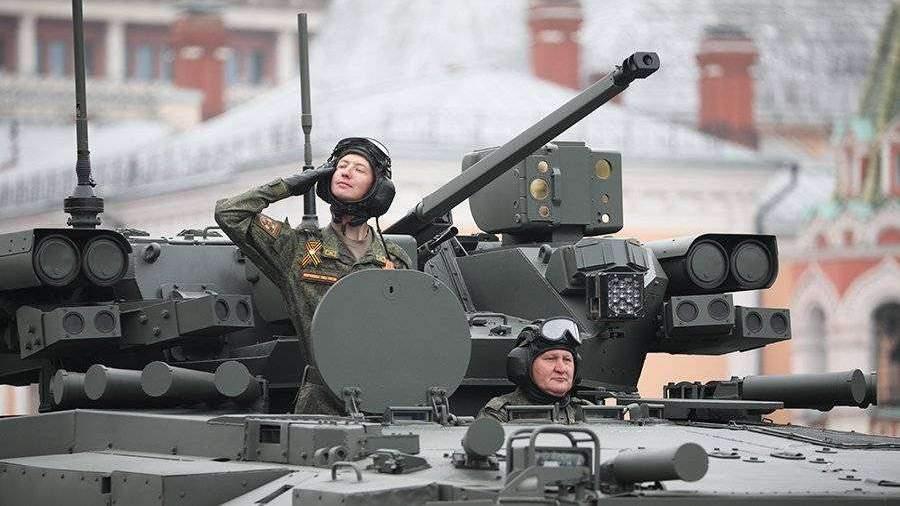 Собянин сообщил о готовности Москвы к параду Победы 24 июня