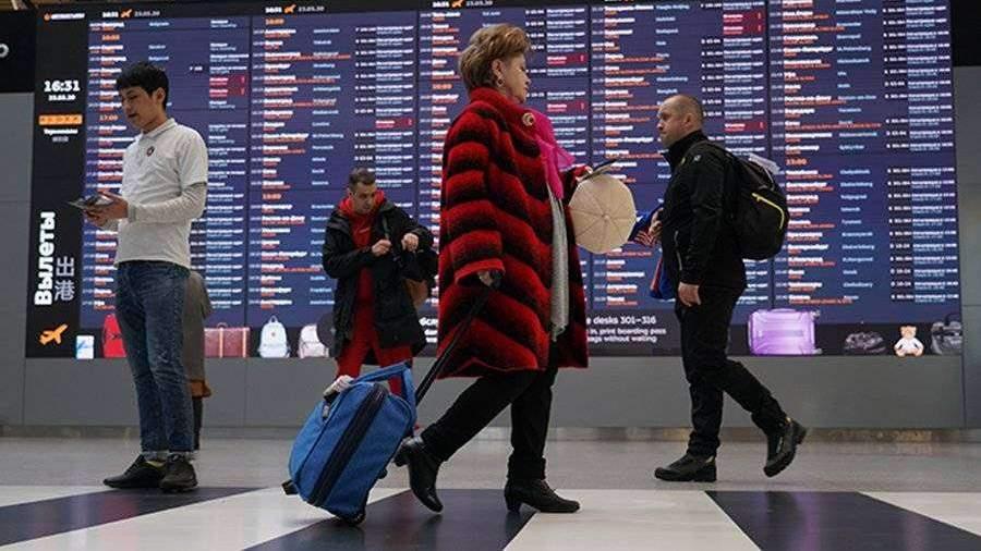 Росавиация назвала условия более активного возобновления авиасообщения внутри РФ