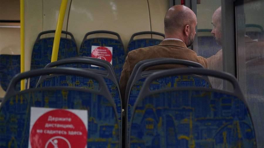 Минтранс разработал рекомендации для общественного транспорта