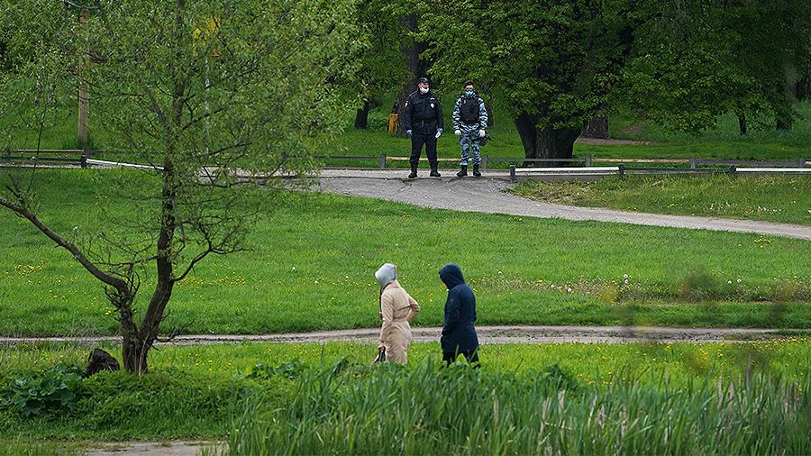 Московские парки подготовили для открытия с 1 июня
