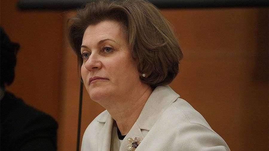 Попова указала на связь коронавируса со свертываемостью крови