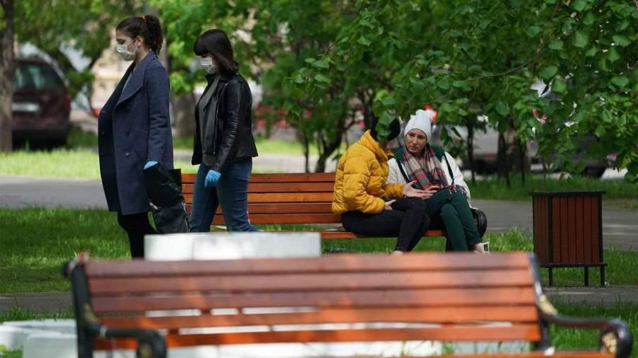 Собянин рассказал о контроле за соблюдением правил прогулок