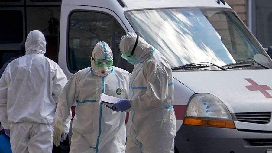 В России за минувшие сутки выявили 8338 новых случаев коронавируса