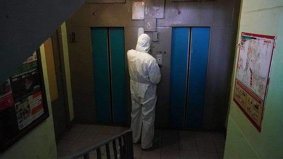 Вирусолог оценил риск подцепить коронавирус в подъезде