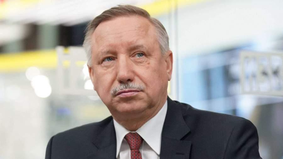 Беглов пообещал провести встречу ветеранов в Петербурге 9 мая позднее