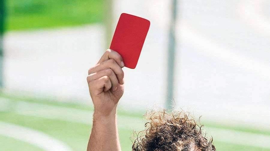 Несовершеннолетнего французского футболиста дисквалифицировали на 12 лет
